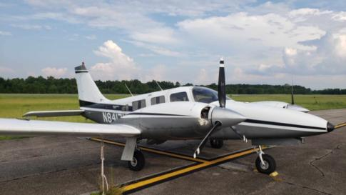 1981 Piper Seneca III for sale