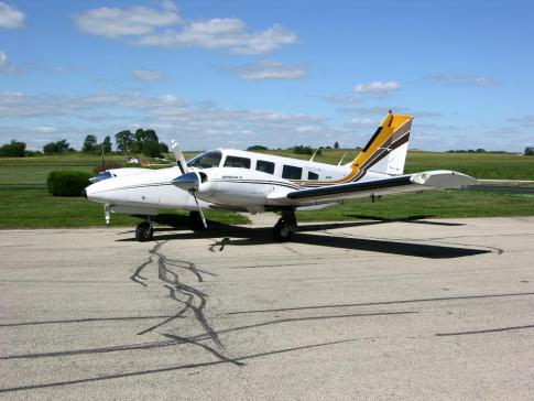 1978 Piper PA-34-200T for sale