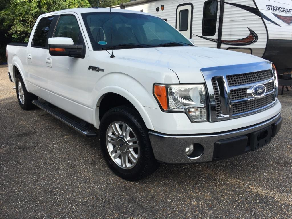 2010 Ford F150 Lariat for sale