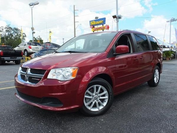 2014 Dodge Grand Caravan for sale