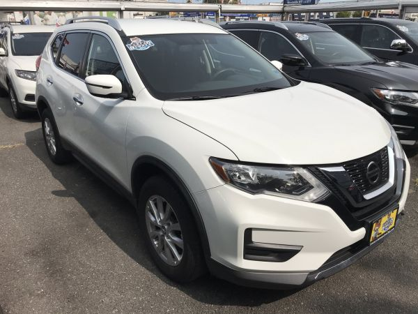 2017 Nissan Rogue for sale
