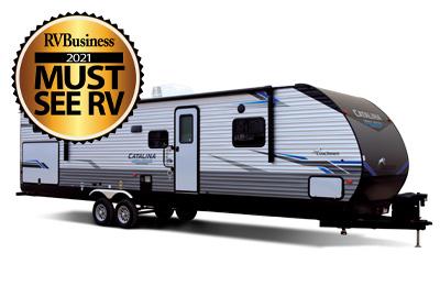 Coachmen RV Catalina Legacy Edition Trailers