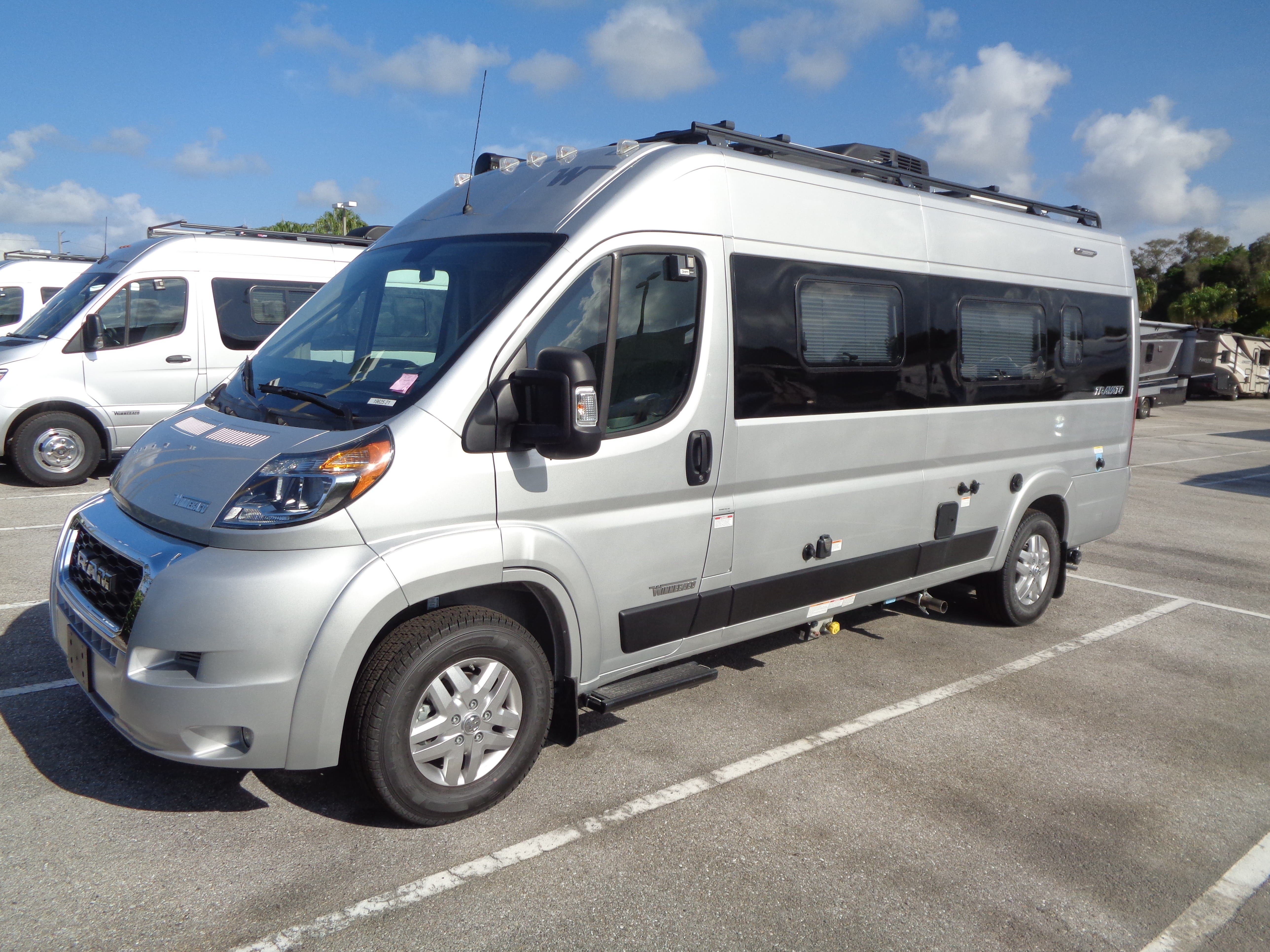 Class B Gas Motorhome