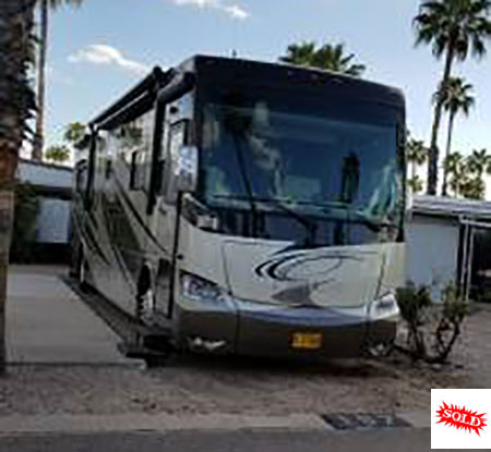 Class A GDiesel Motorhome for sale