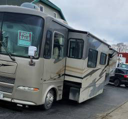 Class A Gas Motorhome