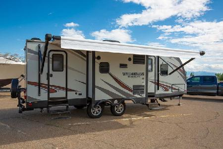 Class Travel Trailer