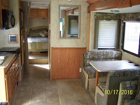 Gulf Stream Independence Motorhome