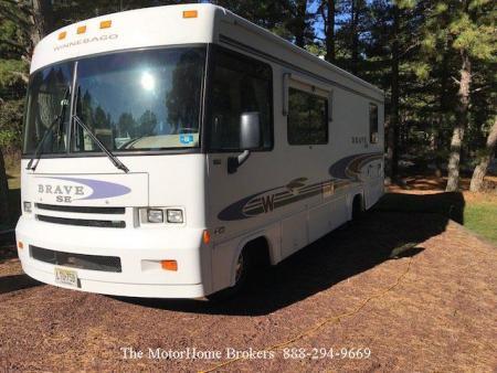 Winnebago Brave SE 26P Motorhome for sale