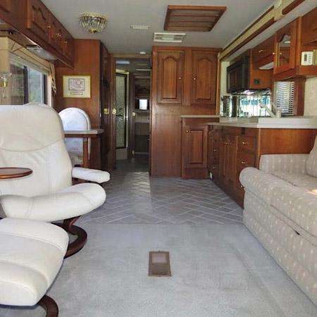 Monaco Executive Motorhome for sale