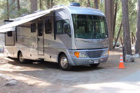 Pace Arrow 33V Gas Motorhome Used