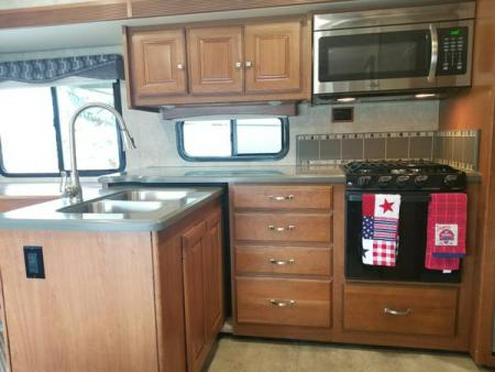 Class A Winnebago for sale