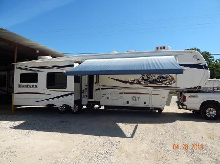 Fifth Wheel Trailer for sale By Owners