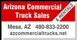 Arizona Commercial Truck Sales