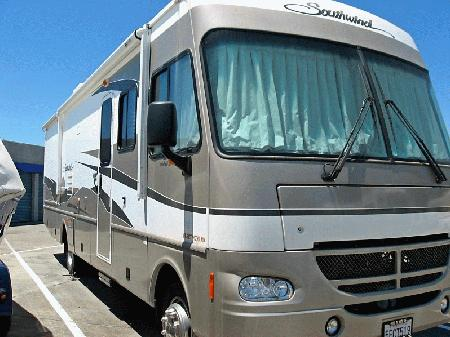 Class A Gas Motorhome for sale