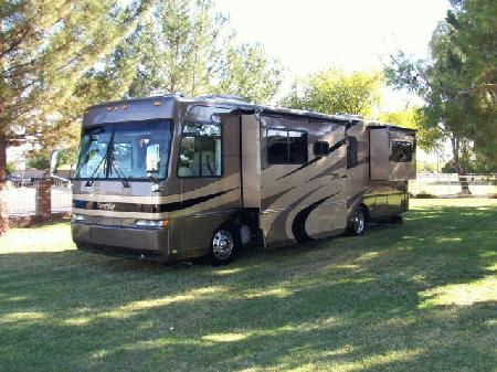 Class A Diesel Pusher Motorhome for sale